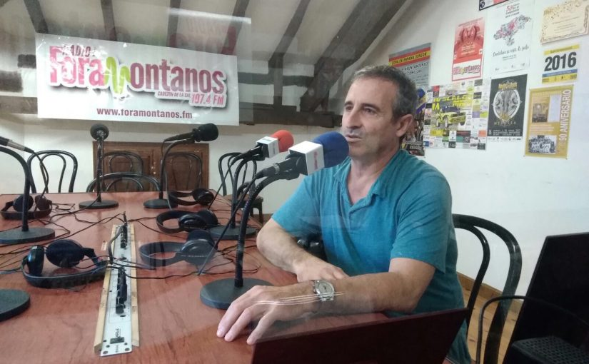 "Entrevista Fernando López ""Fotógrafo"""