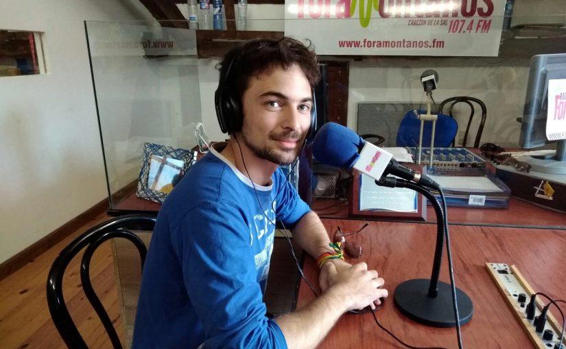 """Entrevista Alfonso Fernández """"Organizador Evento musical Nómadas"""""""