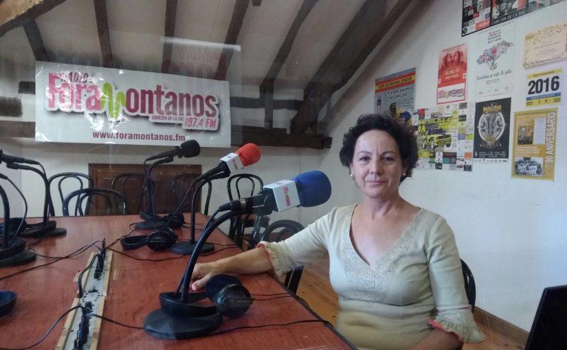 Entrevista a Marta González «artista pictórica»