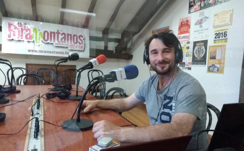 """Entrevista Aurelio Gutiérrez  """"Imaginador férrico"""""""
