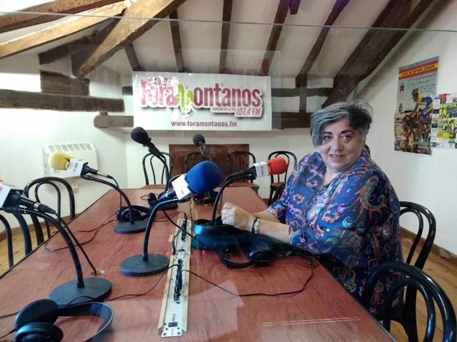 """Entrevista a Balbi Peón """"Empresaria de Cabezón"""""""