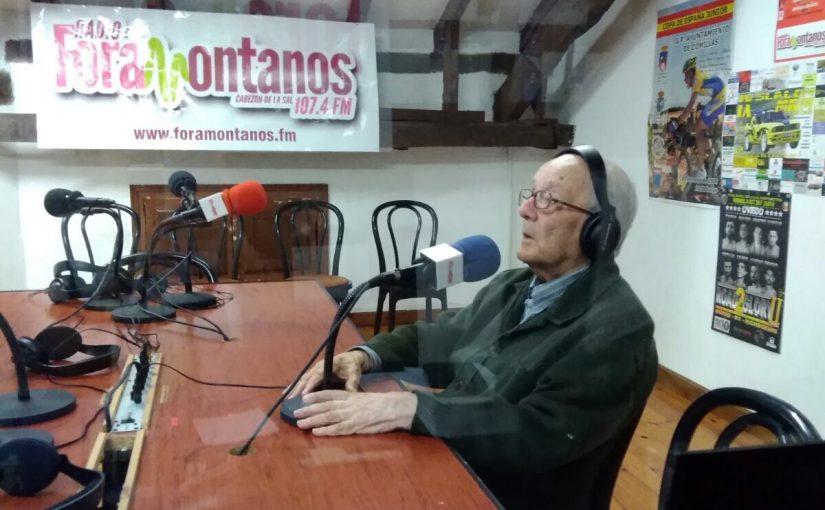 Don Ricardo «Gran conocedor de la historia de Cabezón de la Sal