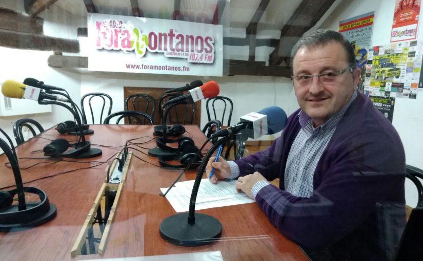 Roberto Noriega «Galgos 112 Cantabria»