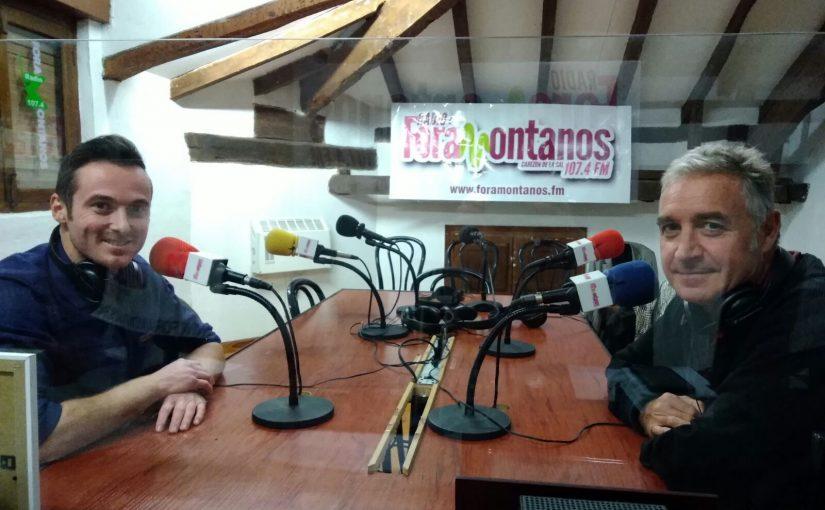 Miguel Fonfría y Jesús López -Programa de Ayuda Integral a las familias