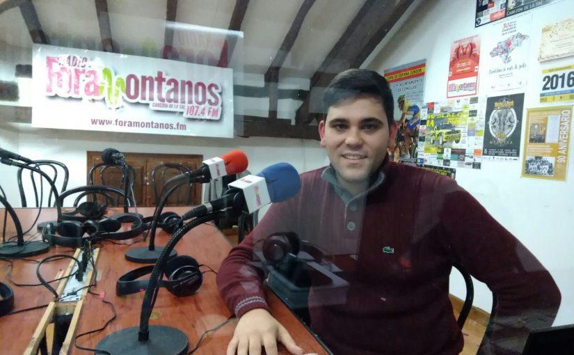 Mario González ,  abogado 2º Programa «Habla sobre los Despidos»