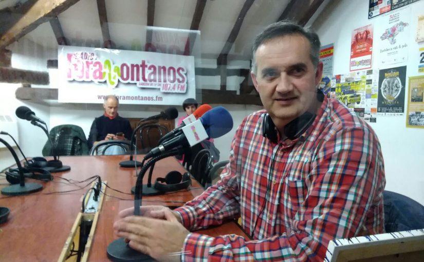 Javier Gutiérrez, portavoz PSOE en Ayto Cabezón y primer teniente alcalde