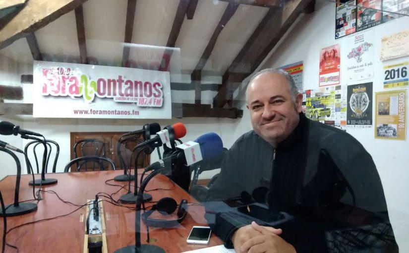 José Antonio Lozano, presidente AMPA del colegio Jesús Cancio de Comillas