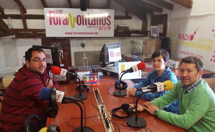 Fiestas de la Castañera Vernejo con Oscar , Carlos y Raquel