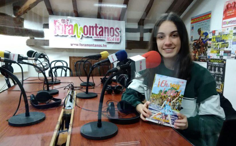 Andrea Herrero presenta su nuevo libro «Eh, soy Les»