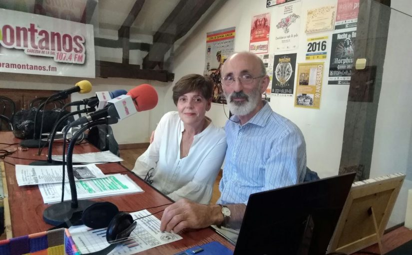 Plataforma Pensiones en Cabezón de la Sal con Segundo y Lucia