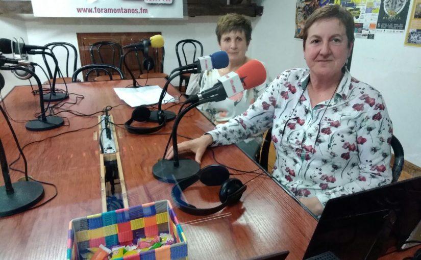 Cuca y Carmen, de la Asociación Manadas.