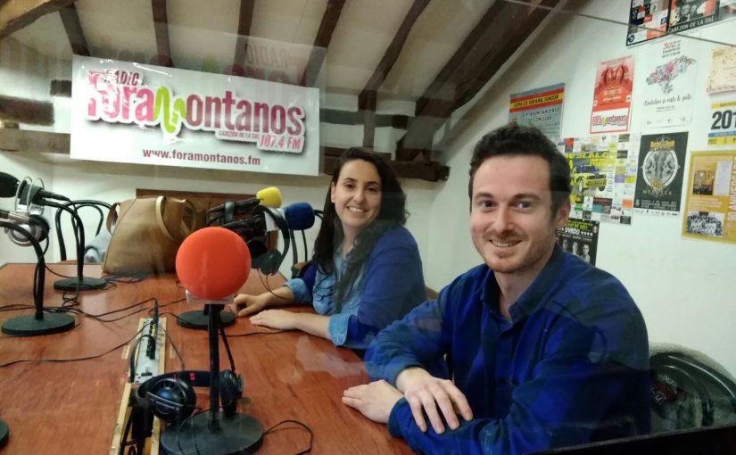"""Miguel Fonfria y Carolina Diaz """"Nos hablan del Apego , PAIF"""""""