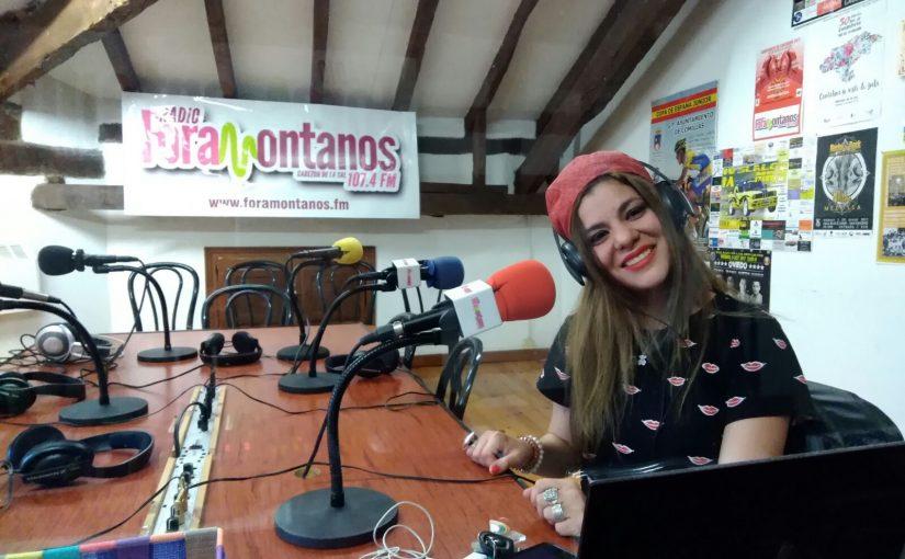 Carolina Moreno habla de su exposición en Comillas, que lleva por título 'Arte vino'