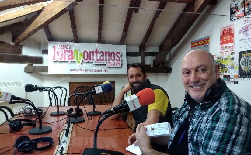 Oscar López y Emiliano Rodriguez presentan el Folkomillas 2018