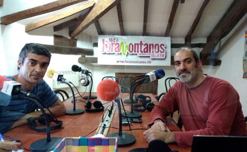 Sergio Tejón y Miguel Soucoff IV Jornadas de Consumo Agroalimentario