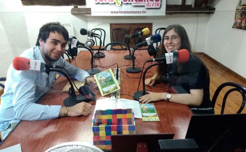 Eduardo Izquierdo y Sandra Lavin  Organizadores del festival Bolao Folk