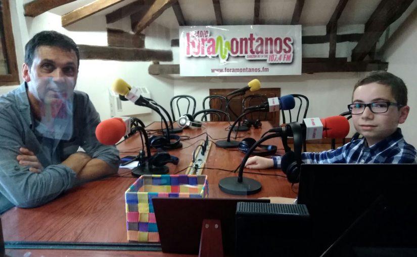 Jesus Osorio y Mario de Celis hablan sobre el torneo de ajedrez 'El Cafecito'