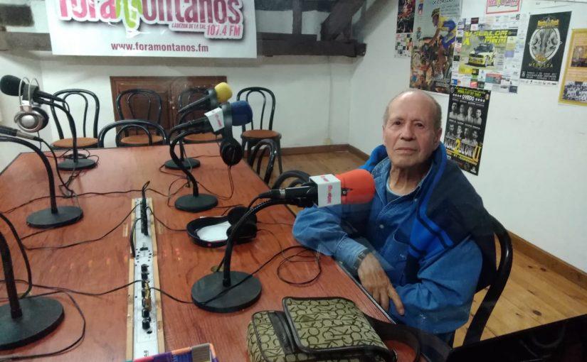 Fernando Macho ,artista, habla de su exposición en el Espolón