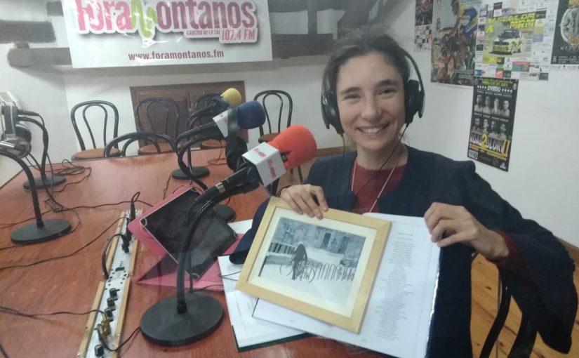 Irene Seco expone su obra «Poesía y fotografía en el Espolón