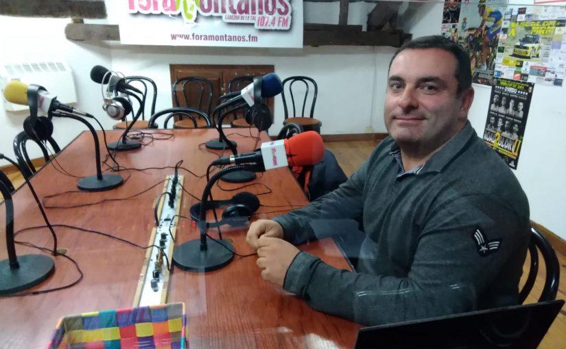 Julian Rozas, concejal en Ayto de Comillas, nos habla sobre las cuestiones que atañen al municipio