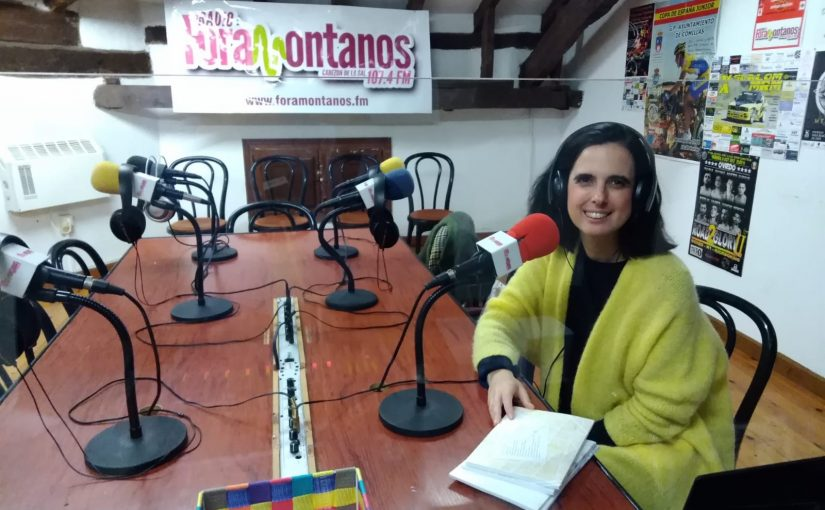 Entrevista a Esther Tirado Zubiaurre, que nos presenta la guia que ha realizado junto a su compañera, Manuela Domenech, 'Travel like ME'