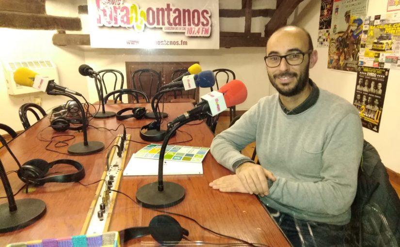 Nacho Cloux, de la Red Cambera, nos habla del Proyecto Ríos y otras iniciativas