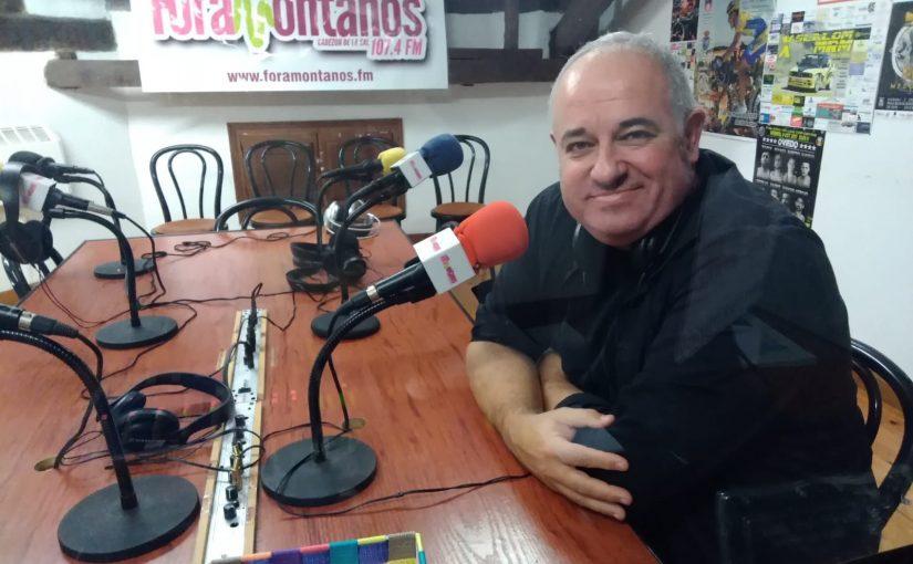 Jose Antonio Lozano, presidente del AMPA Comillas