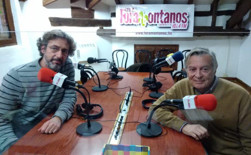 Plataforma ciudadana contra la tala de platanos en el paseo de La Rabia de Comillas  Jaime Poo y Juan Carlos Arbex