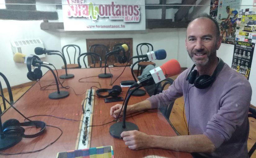 """El coach Alberto Rodrigo estrena su sección """"Vivir con mayúsculas"""""""