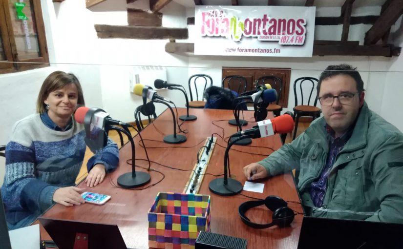 UGT, el sindicato, ganó las elecciones en Cabezón y dos de los componentes visitaron la radio