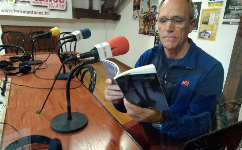 Alberto Muñoz presenta su nuevo libro, 'Presagio de un relámpago'