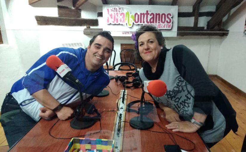 Miguel Mantecon y Rocío Ruiz, componentes de la Plataforma por la Dignidad en Geriatría.