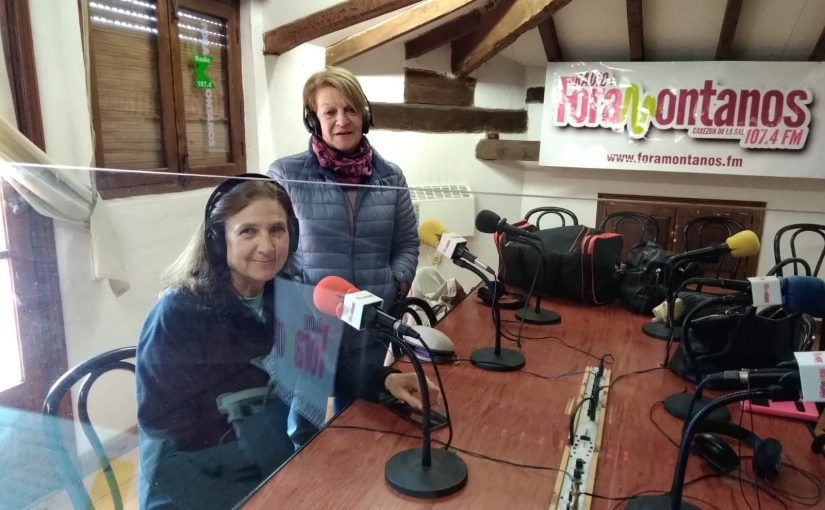 Julia Labiano y Esperanza presentan el III Certamen de Cortos Hoy por Ti.Sal
