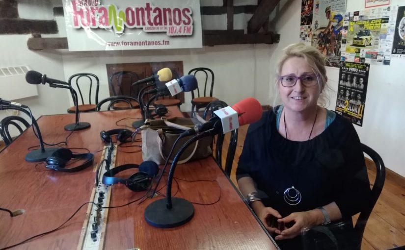 Covadonga Casanueva nos habla del festival de folk «Cabefolk»