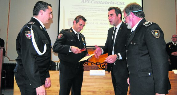 Jose Luis Ruiz Gallo Policía Local Comillas